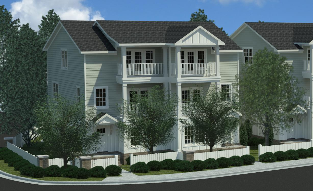 Townhomes @ Shore Dr - Corner